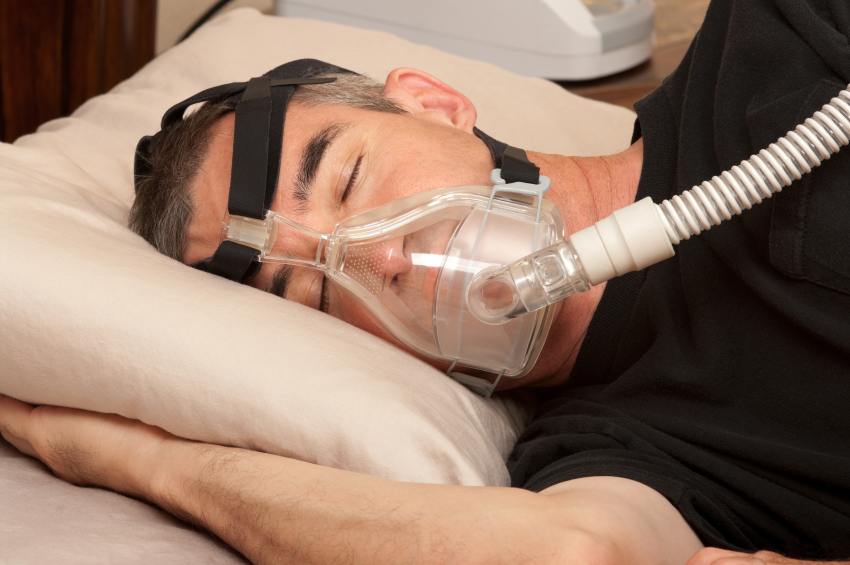 Learning to Sleep with a CPAP Machine